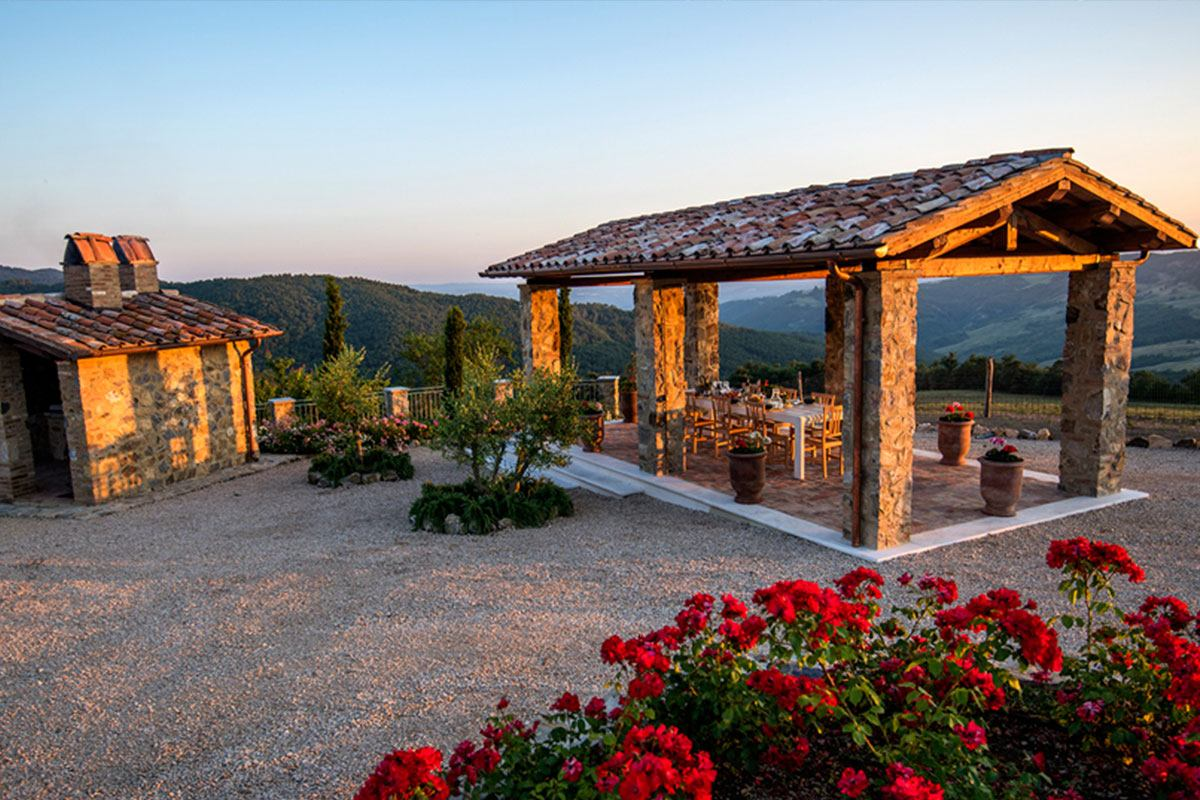 italian villas for rent - tuscan villas